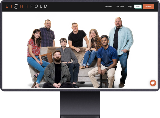 Eightfold Technology team