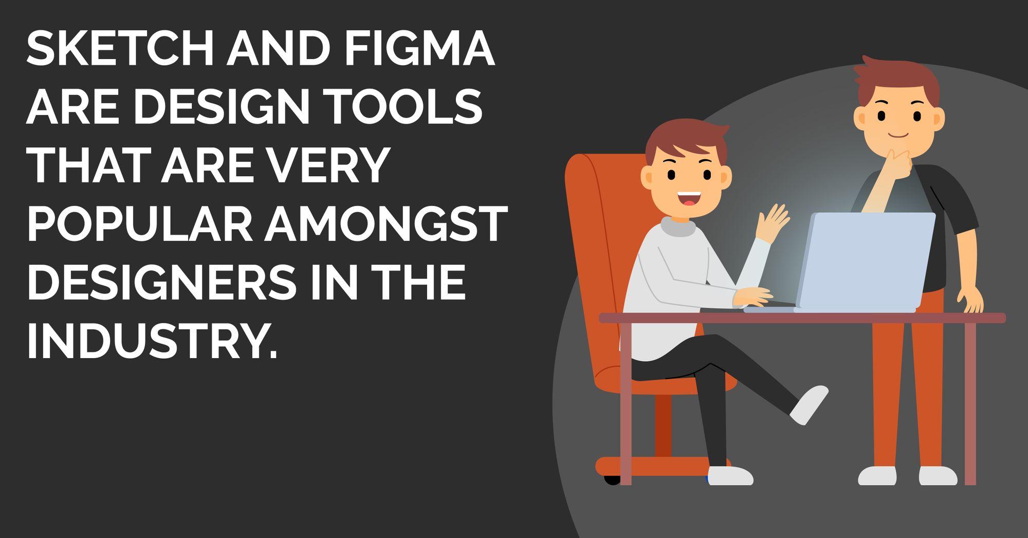 Figma vs Sketch