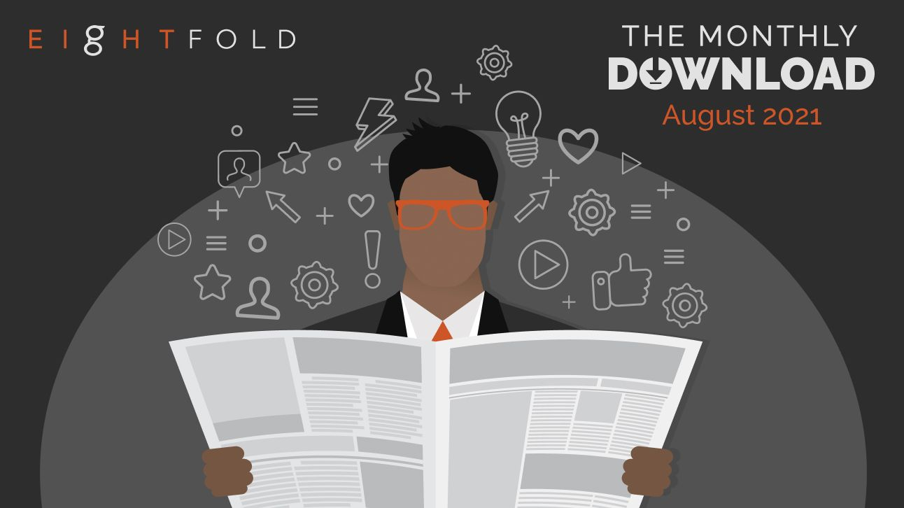 The Monthly Download: August 2021