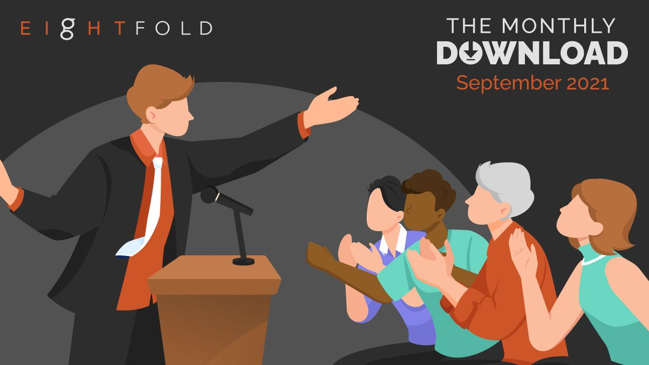 The Monthly Download: September 2021